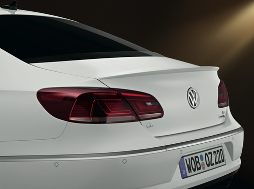 2009-2017 VW CC Lip Spoiler