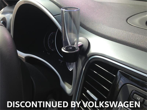 Discontinued VW Beetle Flower Vase