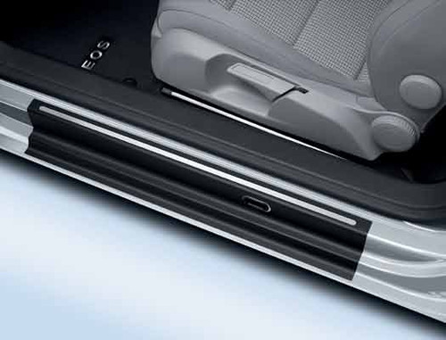 VW Eos Door Sill Film