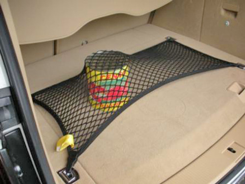 VW Touareg Floor Cargo Net