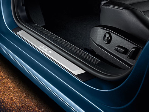 VW Golf Door Sill Plates