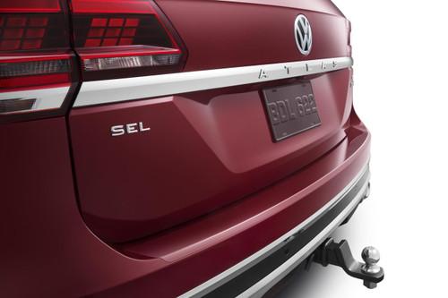 2018-2020 Volkswagen Atlas Rear Bumper Protector Film