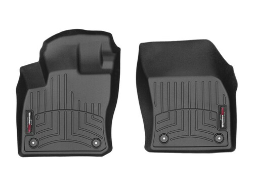 2018-2019 VW Tiguan WeatherTech FloorLiners - Black