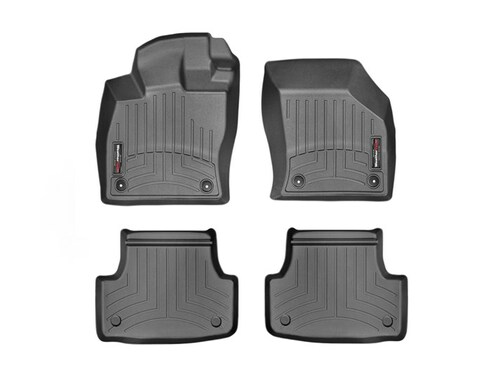2015-2021 VW GTI WeatherTech FloorLiners - Black