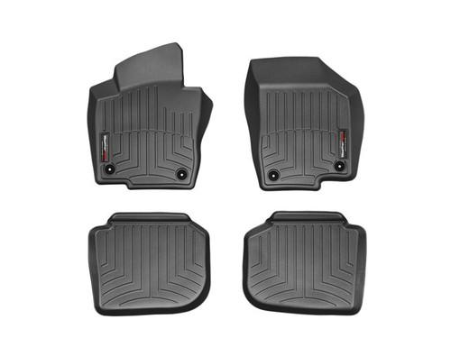2012-2019 VW Passat WeatherTech FloorLiners