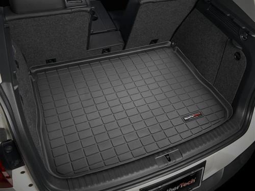 VW Tiguan WeatherTech Cargo Liner- black