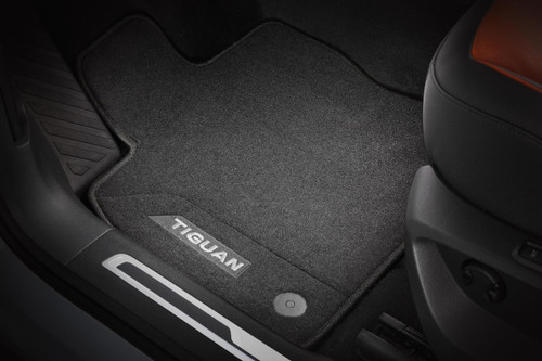 2018-2019 VW Tiguan Carpeted Floor Mats