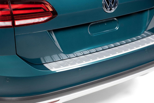 2018-2019 VW Tiguan Rear Bumper Protector