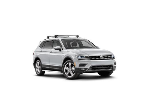 VW Tiguan Cross Bars