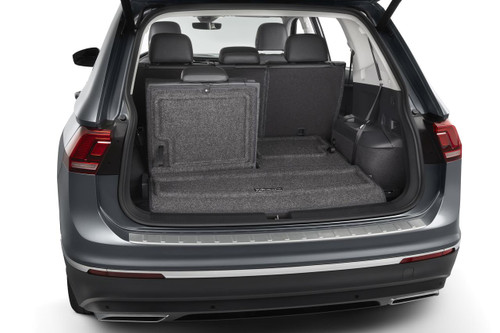 2018-2021 VW Tiguan Cargo Liner with Seat Back Protector
