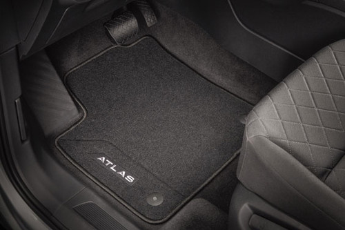 VW Atlas Floor Mats