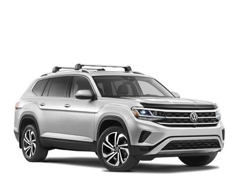 2018-2022 VW Atlas Roof Rack Bars