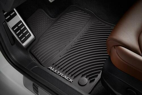 2017-2019 VW Golf Alltrack Rubber Floor Mats