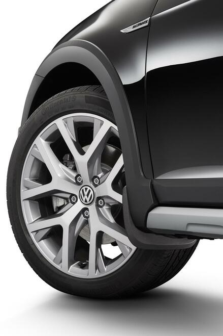 2017-2019 VW Golf Alltrack Mud Guards