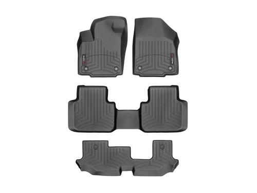 2018-2019 VW Atlas WeatherTech Floor Liners