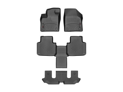 2018-2021 VW Atlas WeatherTech Floor Liners (Bucket Seating)