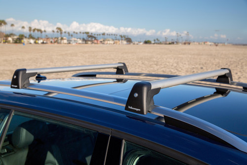 2017-2019 VW Golf Alltrack Roof Rack Bars (D060)