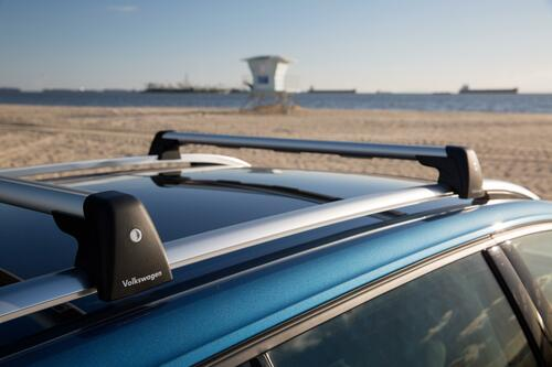 2017-2019 VW Golf Alltrack Roof Rack Bars