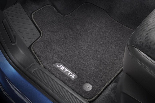 2019-2021 VW Jetta Carpet Floor Mats