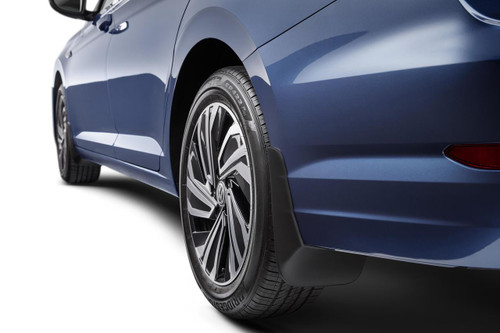 2019 VW Jetta Mud Guards - Rear Pair