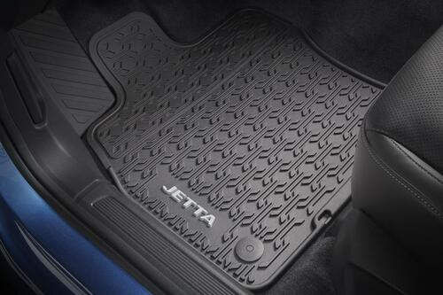2019-2021 VW Jetta Rubber Floor Mats