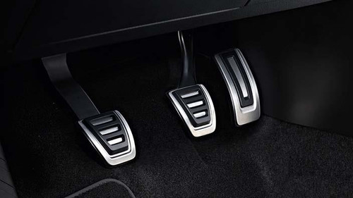 VW Jetta Sport Pedals - Manual