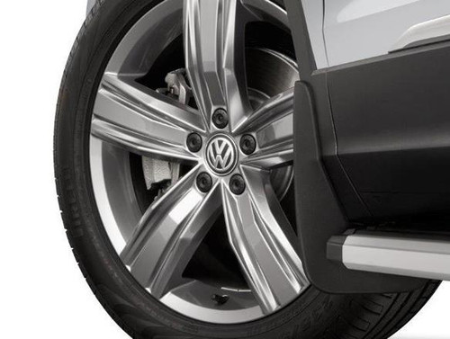 Volkswagen Tiguan Mud Guards