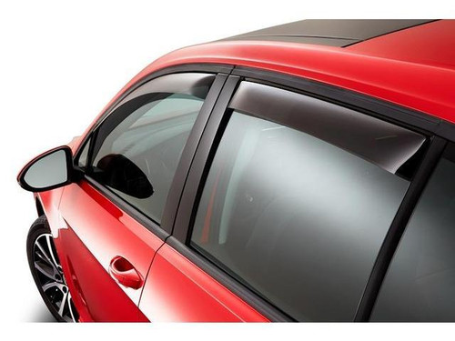 VW Golf SportWagen Rain Guards - Front Set