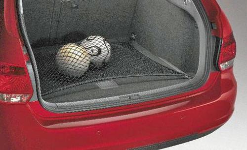 VW Golf SportWagen Cargo Net