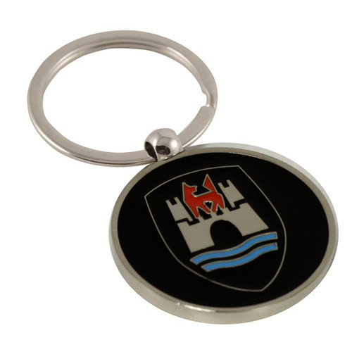 VW Wolfsburg Edition Keychain - Back