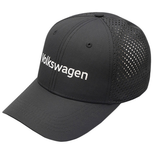 Black Volkswagen Hat