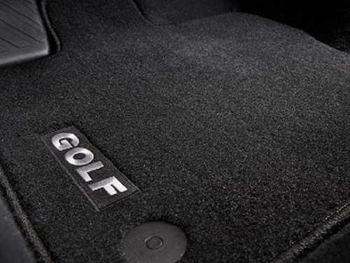 VW Golf SportWagen Floor Mats