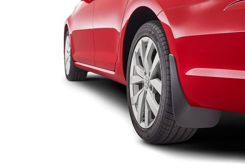 VW Golf SportWagen Mud Guards