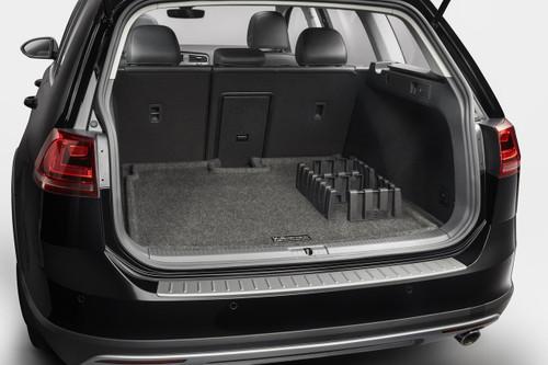 VW Golf SportWagen Cargo Mat