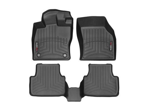 2019-2020 VW Jetta WeatherTech Floor Liners