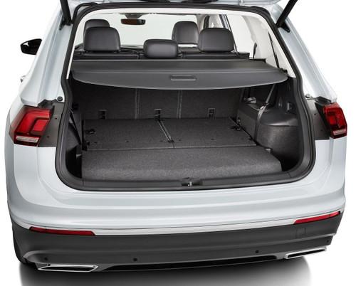 Volkswagen Tiguan Cargo Cover