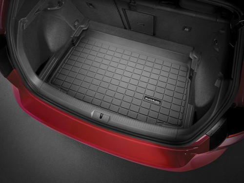VW Golf R Rubber Cargo Tray