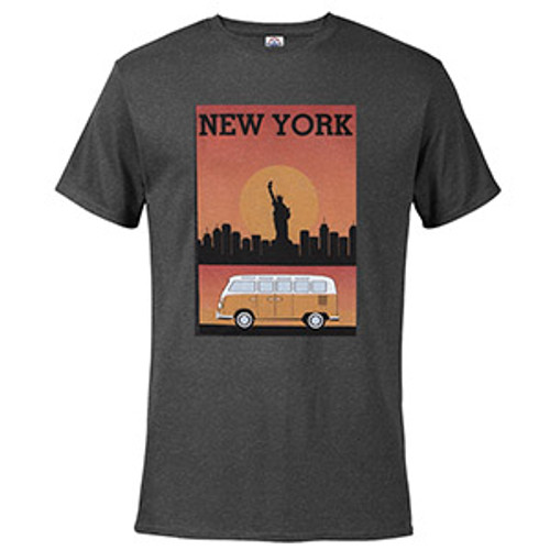 VW New York Harbor T-Shirt