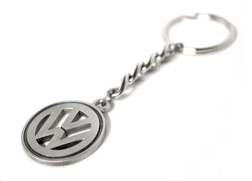 VW Die Struck Keychain