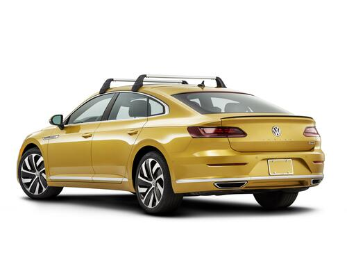 2019-2021 VW Arteon Roof Rack Bars