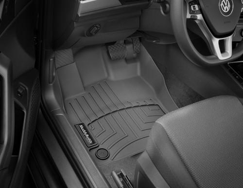 VW Jetta GLI MuddyBuddy Floor Liners