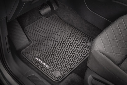 Atlas Rubber Floor Mats