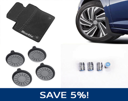 2019 VW Beetle Top Selling Accessories Kit