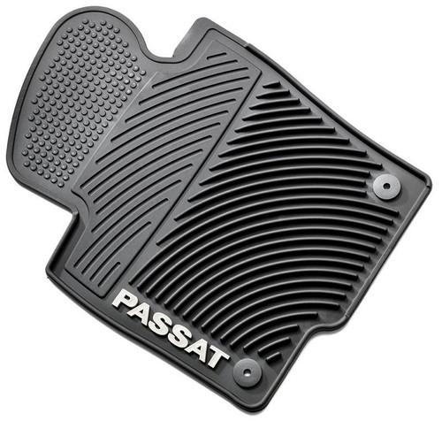 VW Passat Rubber Floor Mats