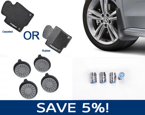 2016-2019 VW Passat Top Selling Accessories Kit