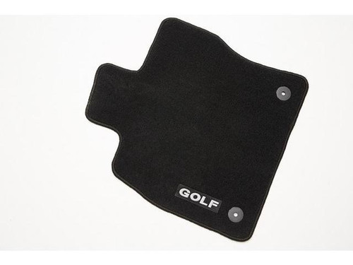 VW Golf Carpeted Floor Mats