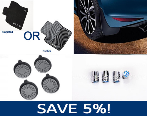 VW Golf Top Selling Accessories Kit