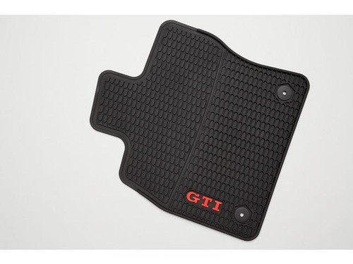 VW GTI Rubber floor Mats