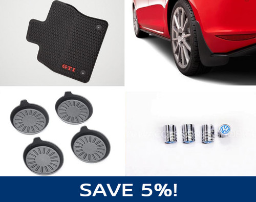 VW GTI Top Selling Accessories Kit