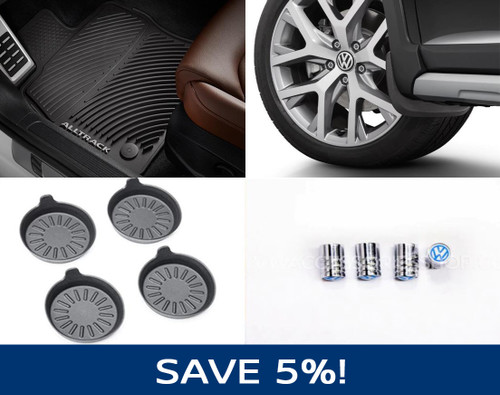VW Golf Alltrack Top Selling Accessories Kit